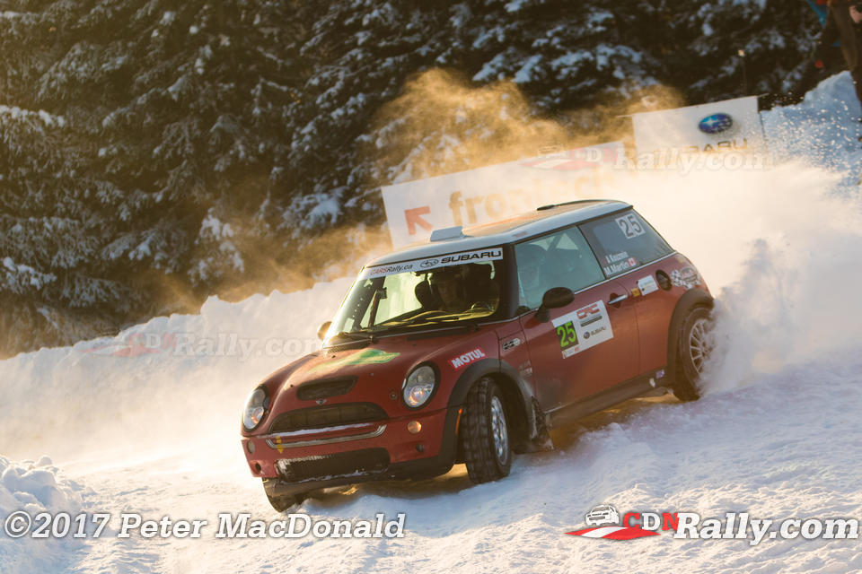 Another Rally MINI Build | Motoring Alliance