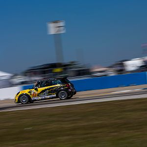 2017 MINI JCW Continental Tire Season Pictures