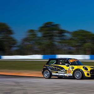 2018 Continental Tire SportsCar Challenge Series at Sebring10