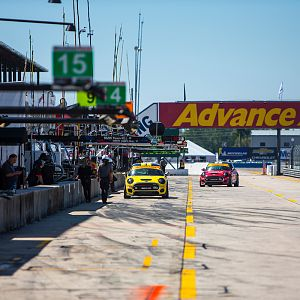 2018 Continental Tire SportsCar Challenge Series at Sebring3